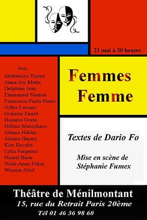 FEMMES, FEMME